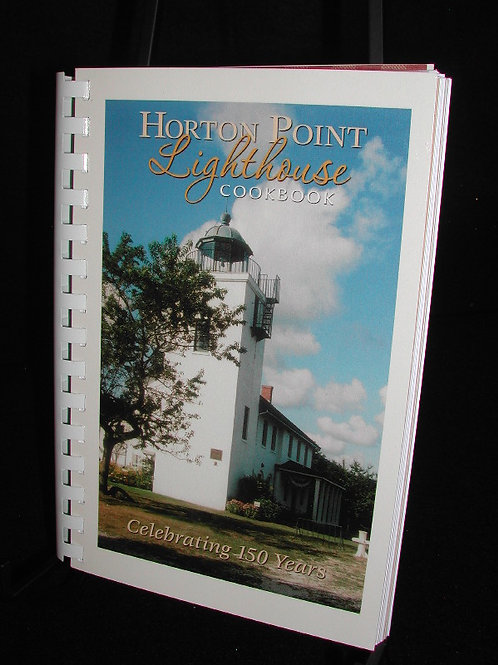 Horton Point Lighthouse Cookbook