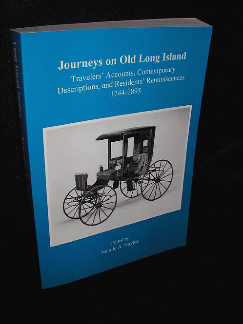 Journeys on Old Long Island