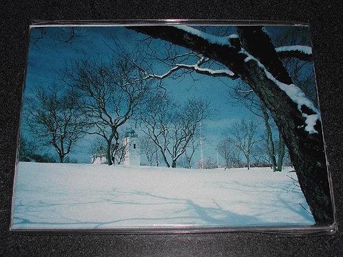 Horton Point Lighthouse Christmas Card