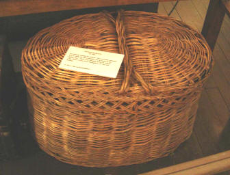 Nesting Baskets from the Far East