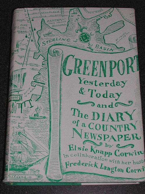 Greenport Yesterday & Today