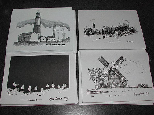 Southold Note Cards (Lubov)
