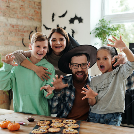 Idées de jeux pour amuser les enfants à l'Halloween