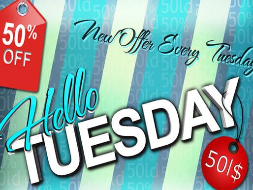 Hello Tuesday - October 19, 2021