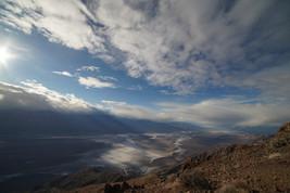 Elopement wedding Death Valley National