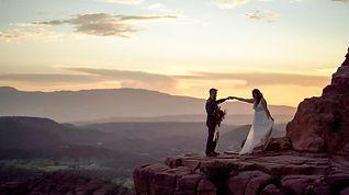 Happy Kamper Films |  Elopement | Adventure Wedding | Travel & Elopement Videographer | We Travel To Your Wedding Location | Elopement Packages | Info | Details | Elopement videographer Arizona | Elopement in Sedona