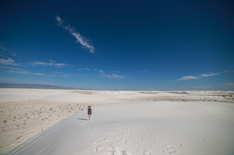 Elopement Videographer White Sands Natio