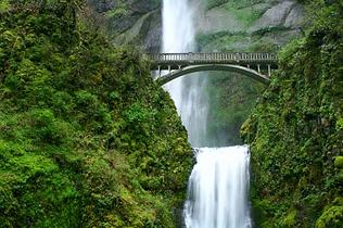 Happy Kamper Films |  Elopement | Adventure Wedding | Travel & Elopement Videographer | We Travel To Your Wedding Location | Elopement Packages | Info | Details | Multnomah Falls | Oregon Elopement Photo
