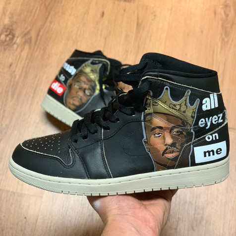 2 Pac Custom by Sneaker Surgery