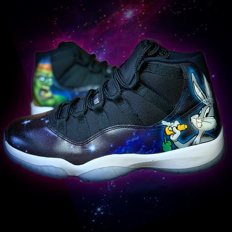 Space Jam by Sneaker Surgery