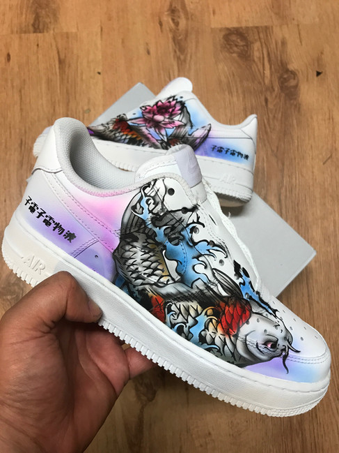 Coi Custom by Sneaker Surgery
