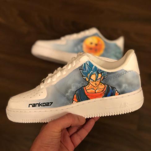 Anime Custom by Sneaker Surgery