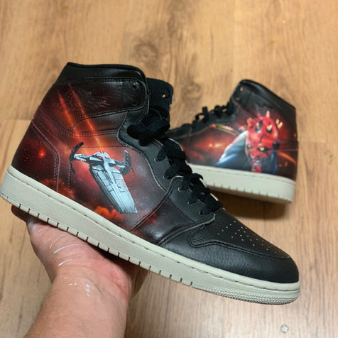 Star Wars Custom by Sneaker Surgery