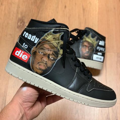 Biggy Custom by Sneaker Surgery