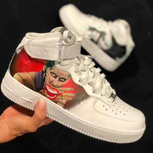 Joker 2.0 Custom by Sneaker Surgery