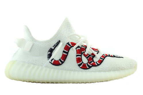 be727b4db77 Price for a custom made Gucci Snakes inspired patch which is stitched on by  hand