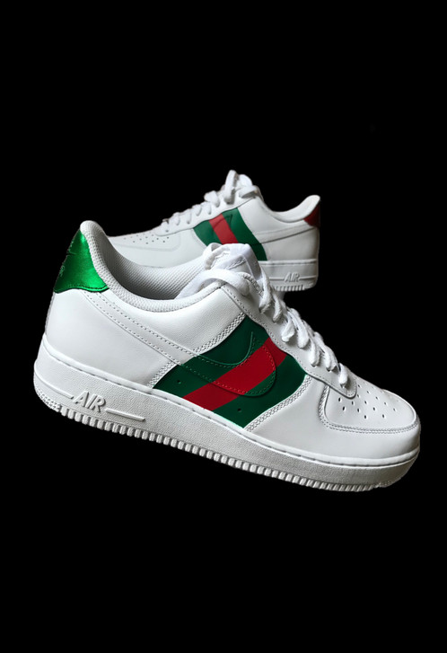 Air Force 1 Gucci Colorway Custom
