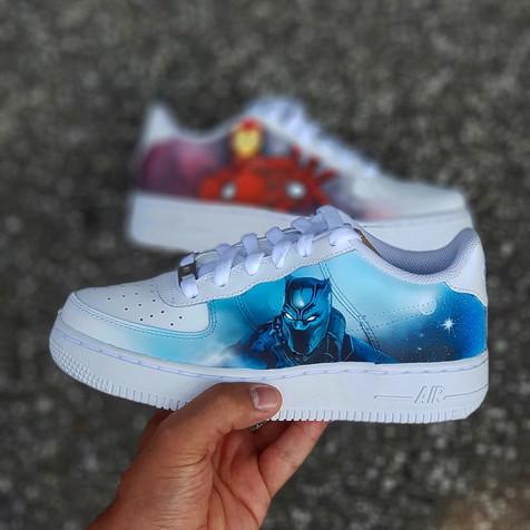Marvel's Custom by Sneaker Surgery