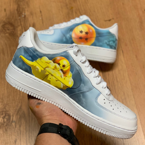 Anime Custom by Sneaker Surgery