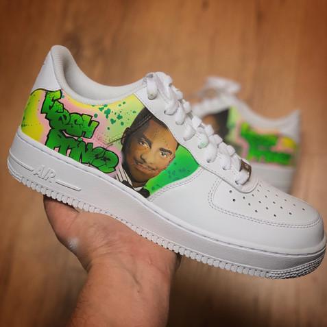 Fresh Prince Custom by Sneaker Surgery