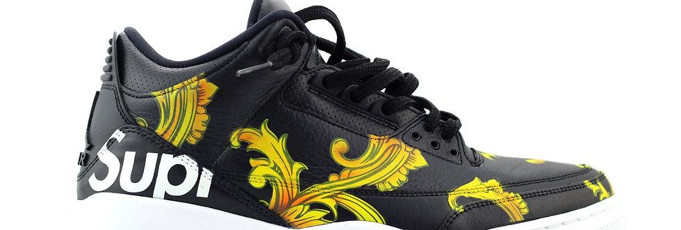 """Air Jordan 3 """"Supreme Flower"""""""