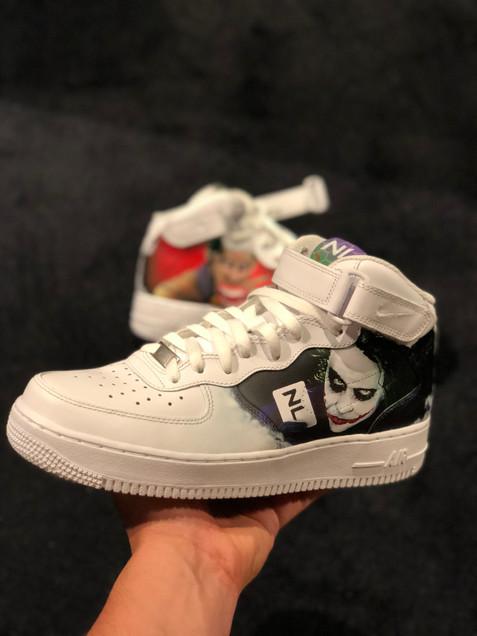 Joker Custom by Sneaker Surgery