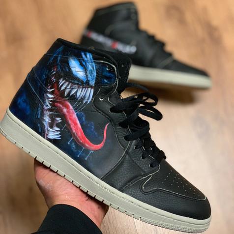 Venom Custom by Sneaker Surgery