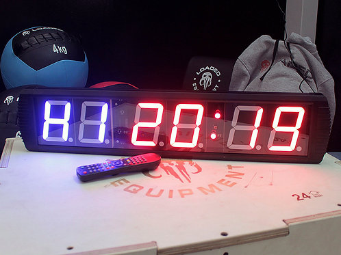 Loaded EQ Timer