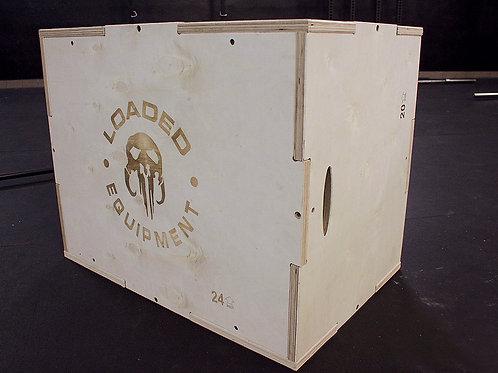 Used Plyo Wood Box