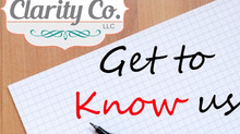 Get to Know Clarity Co., LLC