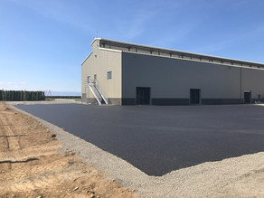 Perrault Farms- Baler and Kiln Building Extension