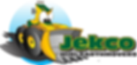 Jekco Mini Earthmovers Logo