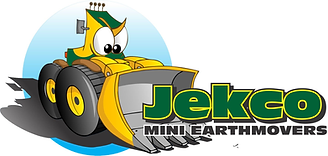 Jekco Mini Earthmovers Logo