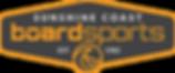 Sunshine Coast Board Sports Logo