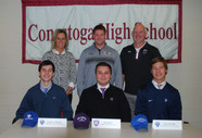 3 Conestoga Lacrosse Standouts Commit To Colleges