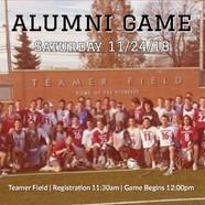 Annual Alumni Game
