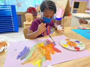 child painting wearing a max (1).JPG