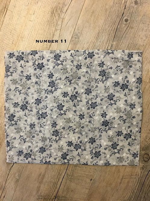 Cotton & Silk Scarves Design 11