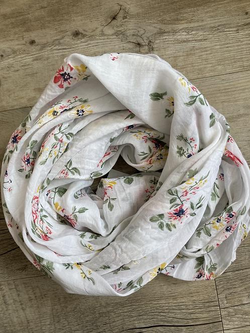 Cotton & Silk Scarf (1)