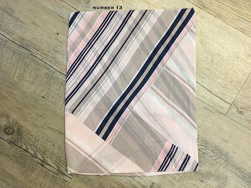 Cotton & Silk Scarves Design 13