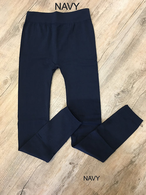 M/L Fleece Lined Leggings