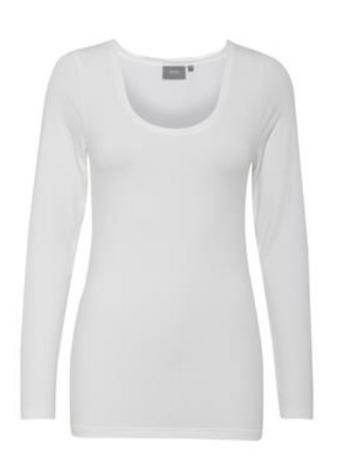 Pamila Scoop Neck T