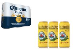 Corona & Pacifico 3pk