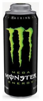 Monster 24oz