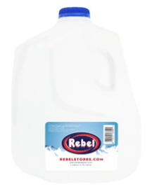 Rebel Water 1 Gal