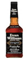 Evan Williams Bourbon Black 750ml