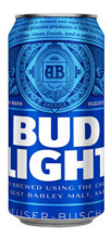 Bud/Bud Light Cans 16oz