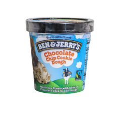 Ben and Jerry's Chocolate Chip Cookie Dough