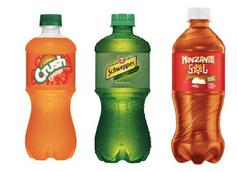 Pepsi Flavors 20oz