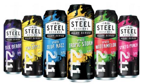 Steele Flavors 24oz